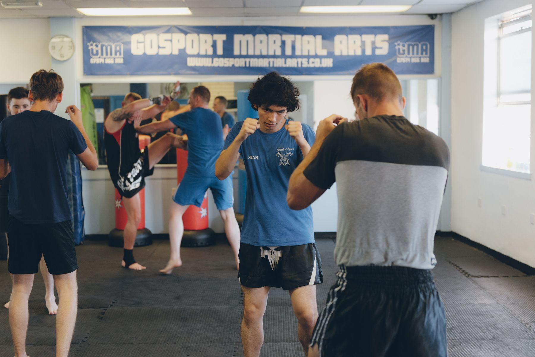 gosport martial arts adult classes