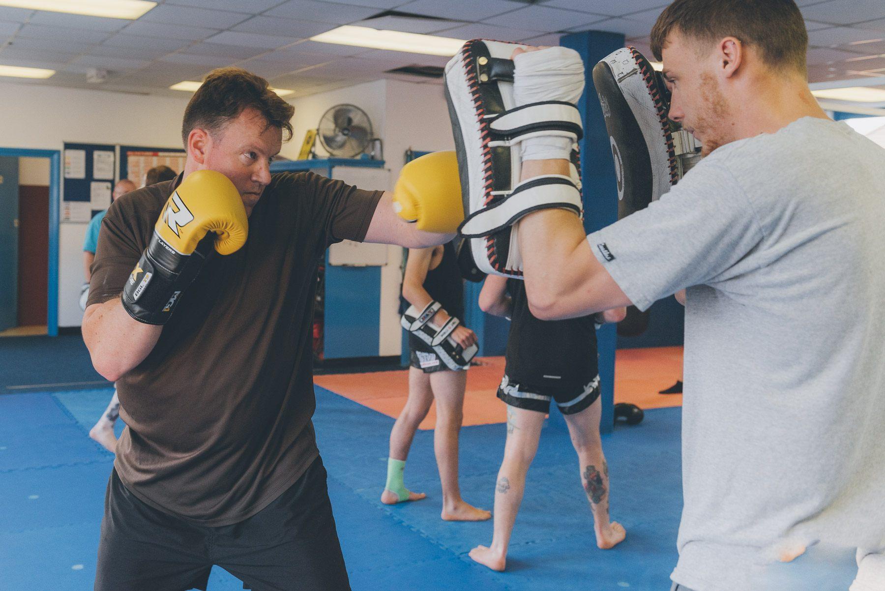 gosport martial arts adult muay thai classes