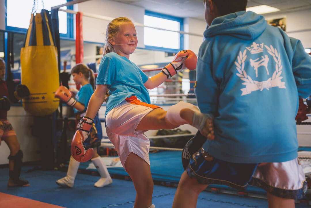 Kids martial arts and fitness classes at Gosport Martial Arts