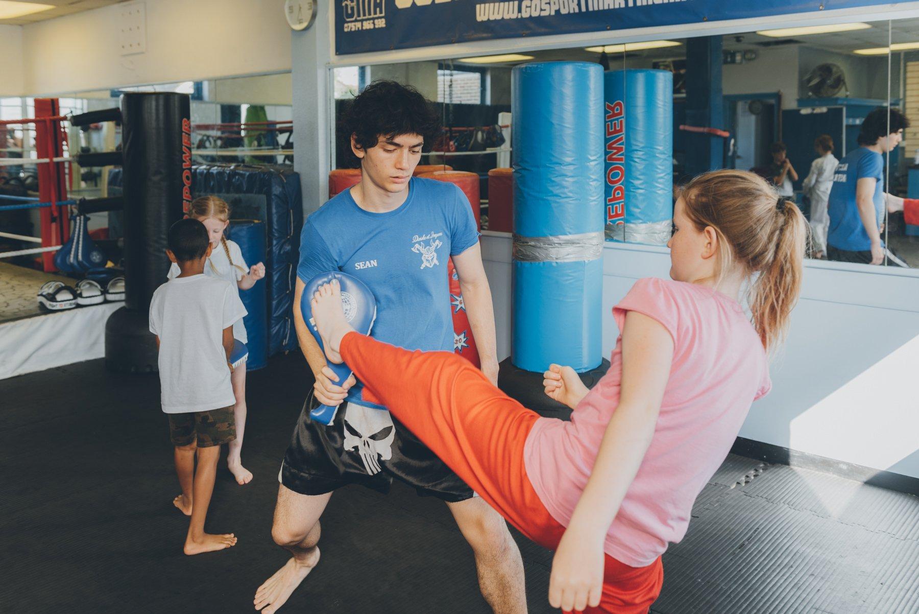 kids martial arts classes near me in gosport