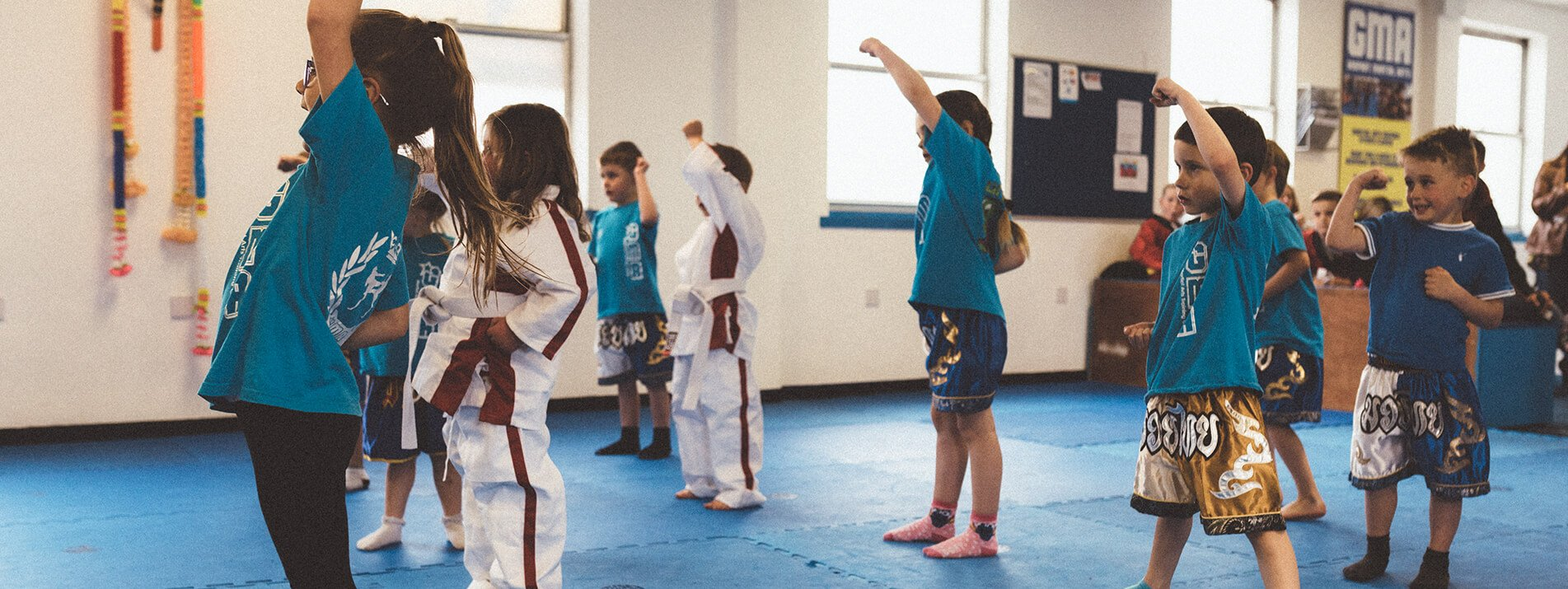 gosport martial arts kids classes