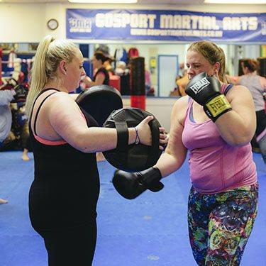 ladies fitness classes